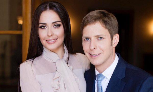 Prindër për herë të parë, emri i veçantë i bebit të Princ Lekës dhe Elia Zaharias