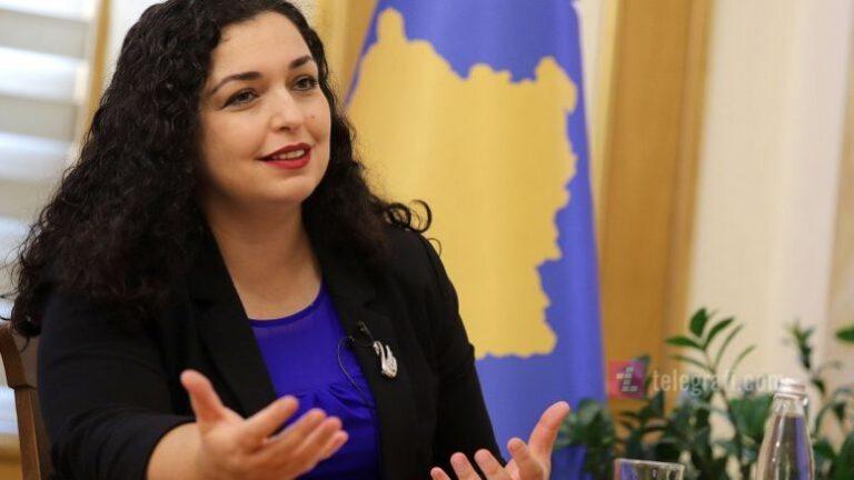 LDK mbështet Vjosa Osmanin për Presidente të Kosovës