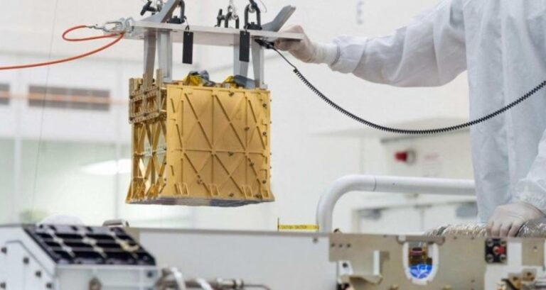 NASA shndërron dioksidin e karbonit në oksigjenin e frymëmarrjes në Mars