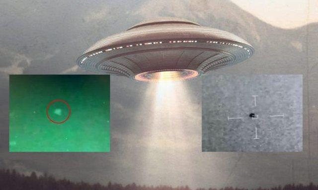 """Anija fluturuese zhytet në det, """"gjuetari"""" i UFO-ve publikon pamjet e momentit historik (Foto)"""