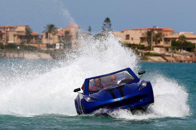 Prodhohet makina që ecën edhe në ujë, ja sa kushton (FOTO)