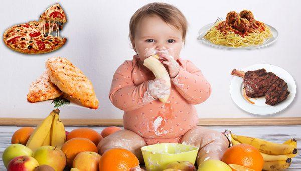5 ushqimet që nuk duhet t'u jepni fëmijëve pa mbushur 1 vjeç