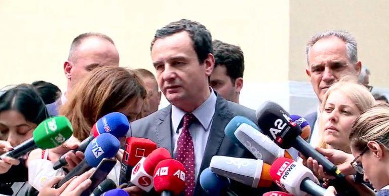 Kurti në Tiranë: BE e paplotë pa Ballkanin, për Kosovën situata më e vështirë