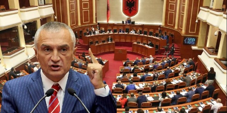 Me 104 vota, Kuvendi shkarkon Ilir Metën nga detyra e Presidentit