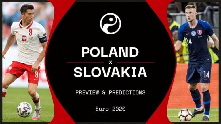 """Startojnë ndeshjet e Grupit E në """"Euro 2020""""/ Përballet Polonia dhe Sllovakia (Formacionet)"""