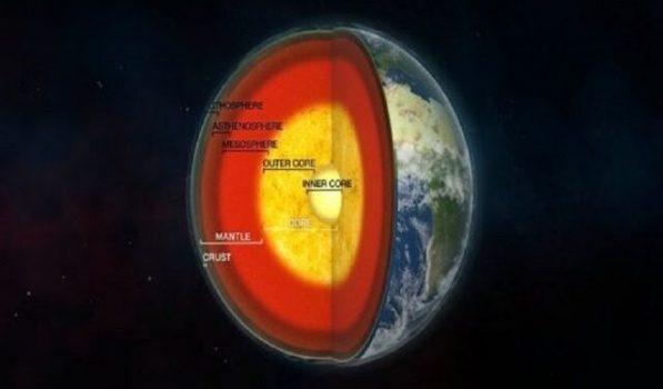 Misteri në qendër të Tokës: Bërthama po bëhet më e trashë në njërën anë