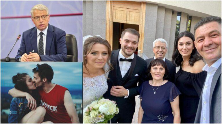 FOTO/ Detajet e pathëna të romancës dhe dasmës luksoze të vajzës së Sandër Lleshaj