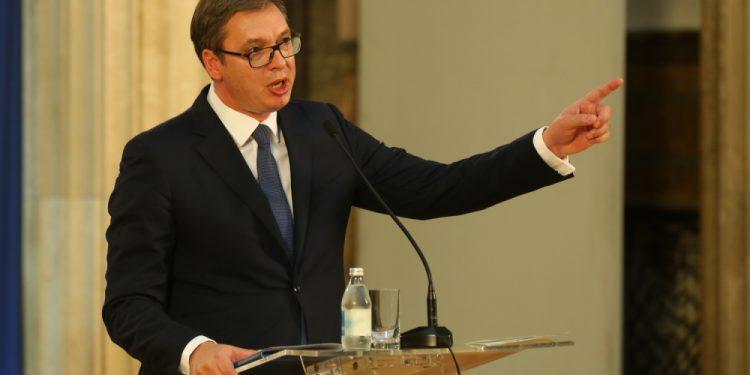 Vuçiç: Do e shihni sa vende do e tërheqin njohjen ndaj Kosovës