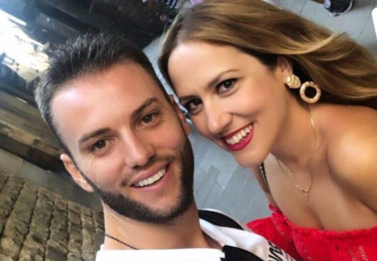 Arbana Osmani i bën surprizën e bukur Eduart Grishajt që do e donte çdo partner (VIDEO)