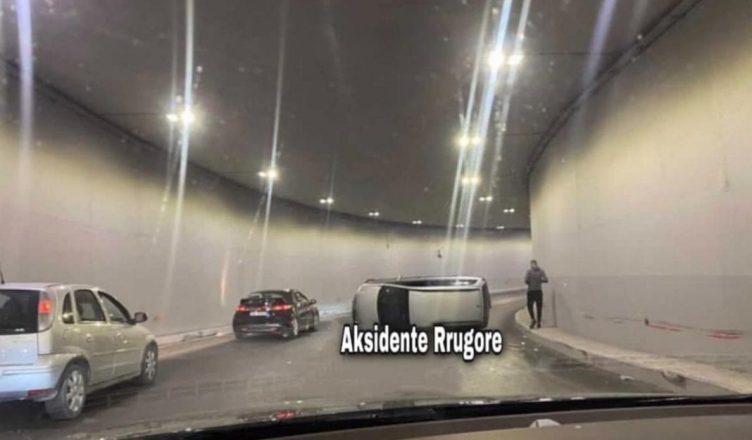 Aksidentet në tunel, faji i shoferëve/ Ekspertët: Nuk respektohet sinjalistika dhe shpejtësia