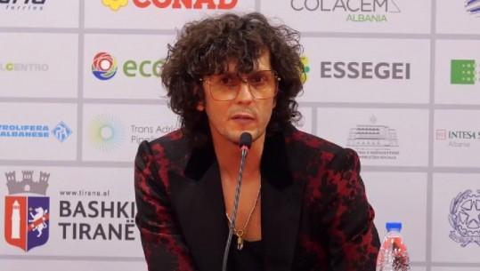 """Nesër në """"Air Albania"""", Ermal Meta: Nder i madh, po dridhem që sot! Nesër do bëj koncertin më të mirë të jetës sime"""