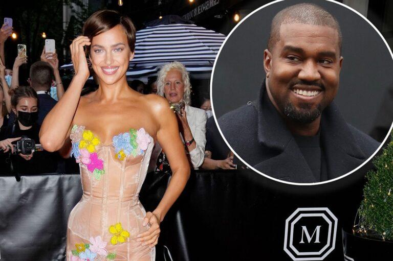 Irina Shayk thyen heshtjen për romancën me Kanye West (Foto)