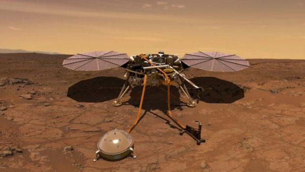 NASA konfirmon mostrën e parë shkëmbore të marrë nga Marsi