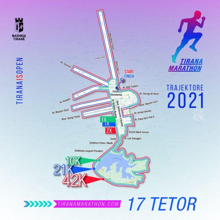 Tirana bëhet gati për Maratonën, Policia Bashkiake nis lirimin e rrugëve nga makinat e parkuara