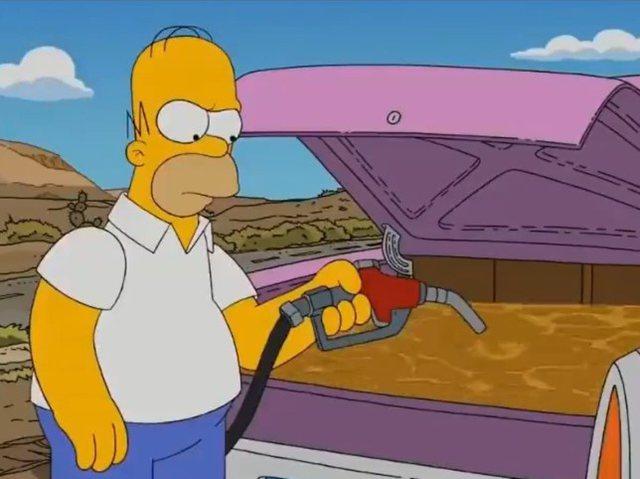Simpson parashikuan krizën e karburantit që në vitin 2010 (VIDEO)